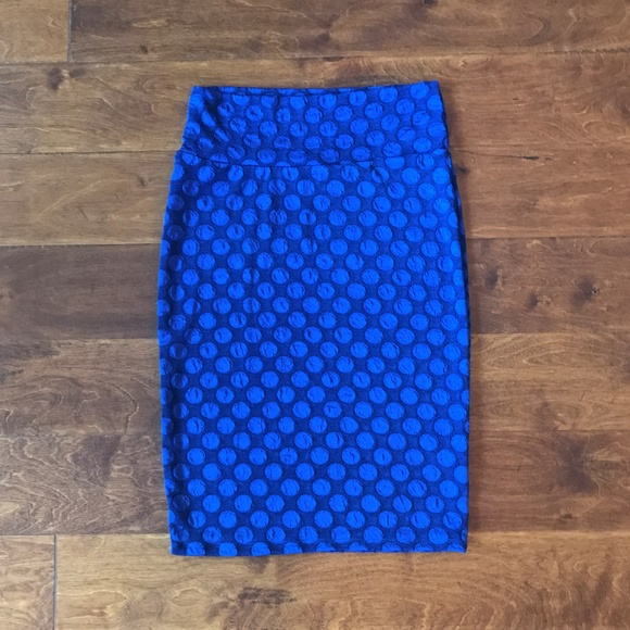 Lularoe Cassie Skirt Size Large Colorful Ball Design Bright In Colour Skirts Clothing, Shoes & Accessories